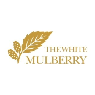 Shop The White Mulberry logo