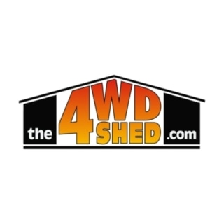 Shop The 4WD Shed logo