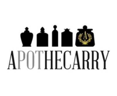 Shop The Apothecarry Case logo