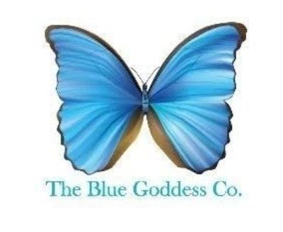 Shop The Blue Goddess logo