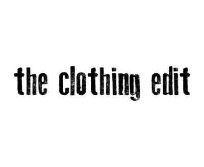Shop The Clothing Edit logo