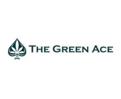 Shop The Green Ace logo
