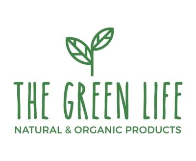 Shop The Green Life logo