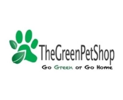 Shop The Green Pet Shop logo