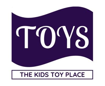 Shop The Kids Toy Place logo