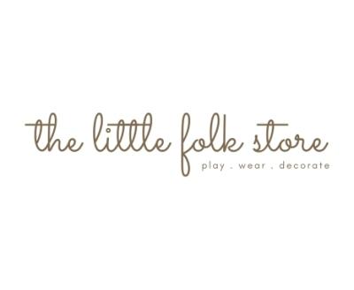 Shop The Little Folk Store logo