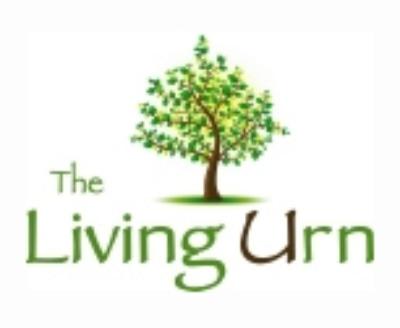 Shop The Living Urn logo