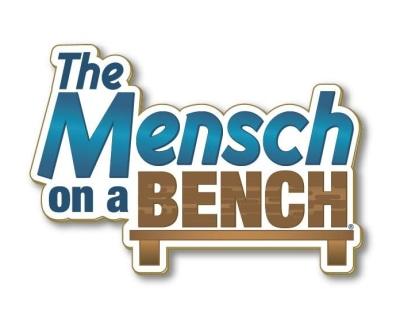 Shop The Mensch on a Bench logo