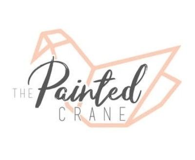 Shop The Painted Crane logo