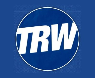 Shop The Rhinestone World logo