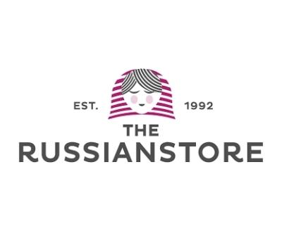 Shop The Russian Store logo