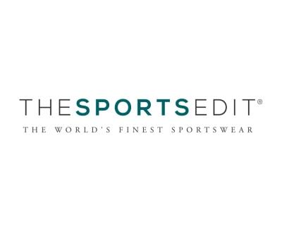 Shop The Sports Edit logo