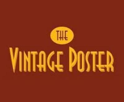 Shop The Vintage Poster logo