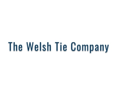 Shop The Welsh Tie Company logo