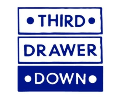 Shop Third Drawer Down USA logo