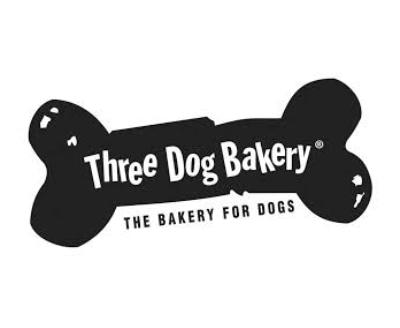 Shop Three Dog Bakery logo