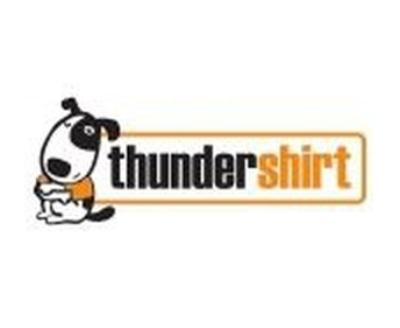 Shop Thundershirt logo