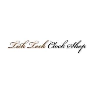 Shop Tick Tock Clock Shop logo