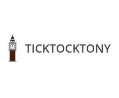 Shop TickTockTony logo