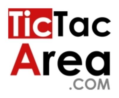 Shop Tic Tac Area logo