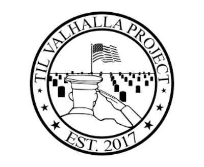 Shop Til Valhalla Project logo