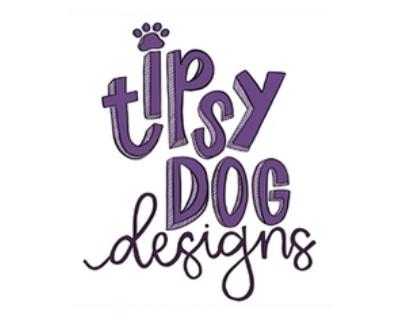 Shop Tipsy Dog Designs logo
