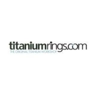 Shop Titanium Rings logo