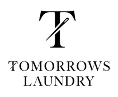 Shop Tomorrows Laundry logo