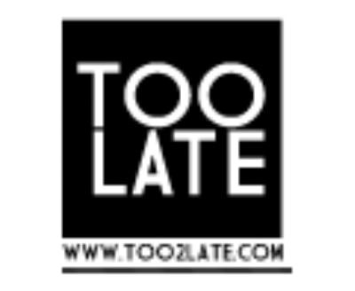 Shop Too Late logo