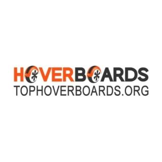 Shop tophoverboards logo