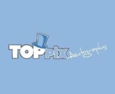 Shop TopPix Autographs logo