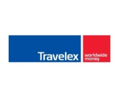 Shop Travelex Currency logo