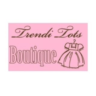Shop Trendi Tots Boutique logo