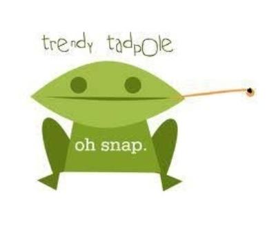 Shop Trendy Tadpole logo