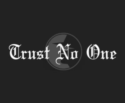 Shop Trust No One logo