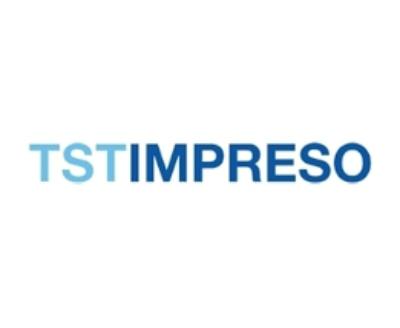 Shop TST Impreso logo