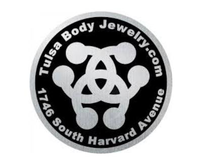 Shop Tulsa Body Jewelry logo