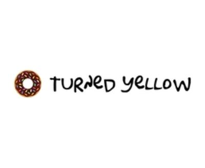 Shop Turned Yellow logo