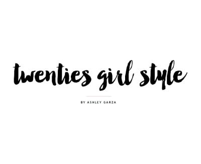 Shop Twenties Girl Style logo