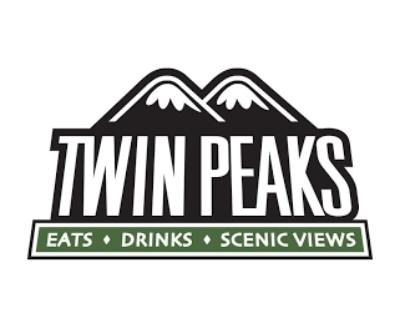 Shop Twin Peaks Restaurant logo