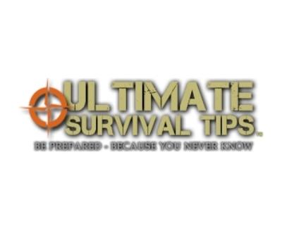 Shop Ultimate Survival Tips logo