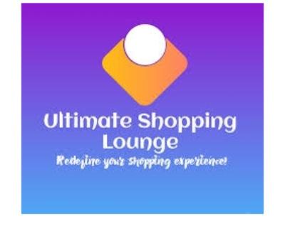Shop Ultimate Shopping Lounge logo