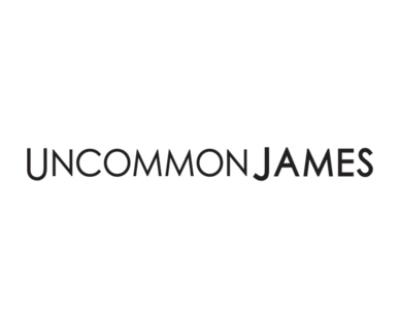 Shop Uncommon James logo