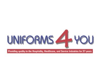 Shop Uniforms 4 You logo