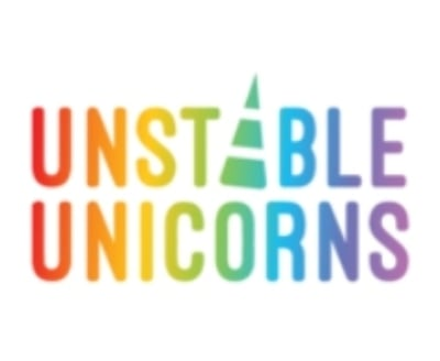 Shop Unstable Unicorns logo