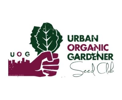 Shop Urban Organic Gardener logo
