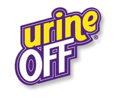 Shop Urine OFF logo