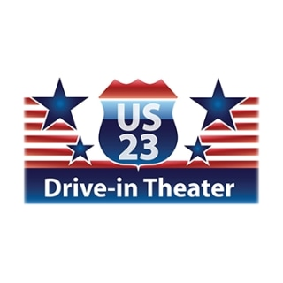 Shop US 23 Drive-In Theater logo