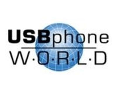 Shop USB Phone World logo
