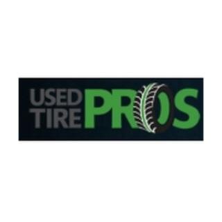 Shop Used Tire Pros logo